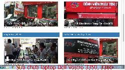 Dịch vụ sửa chữa laptop Dell Vostro 3350, 3360, 3400, 3446 lỗi không lên hình